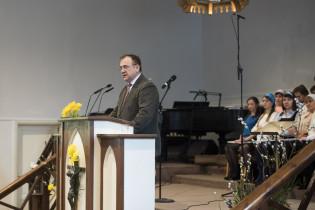 Пасхальное богослужение - Владимир Кругликов (дьякон)