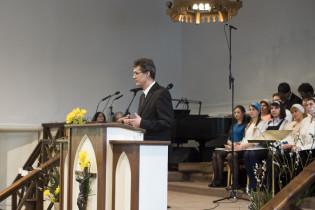 Пасхальное богослужение - Владимир Маркин (дьякон)